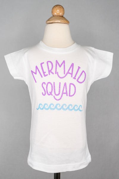 WK Mermaid Squad Tee