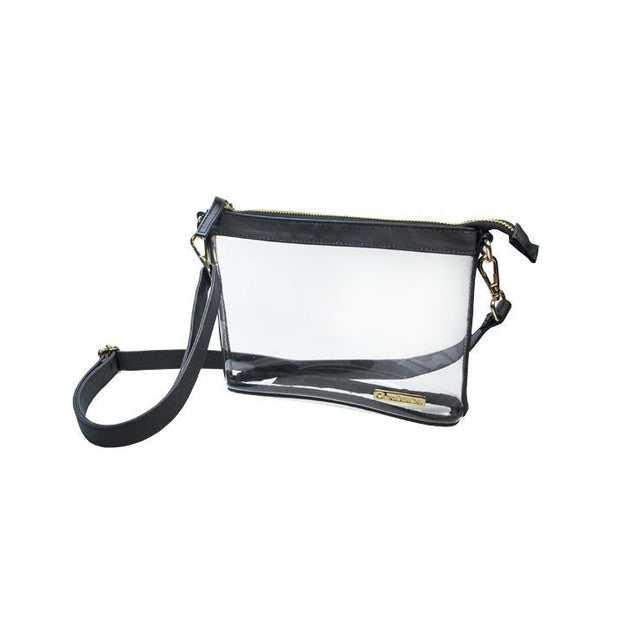 CD Clear Small Crossbody