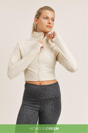 MB Crop Sport Jacket