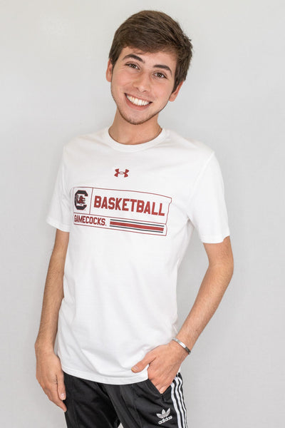 UA Basketball Tee