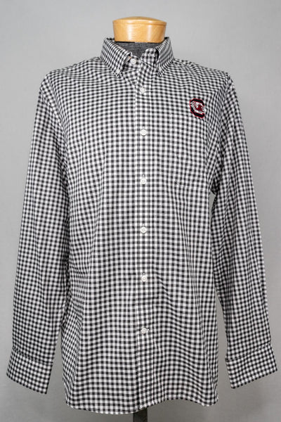 CB Gingham Button Down