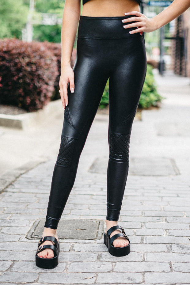 SPX Leather Legging