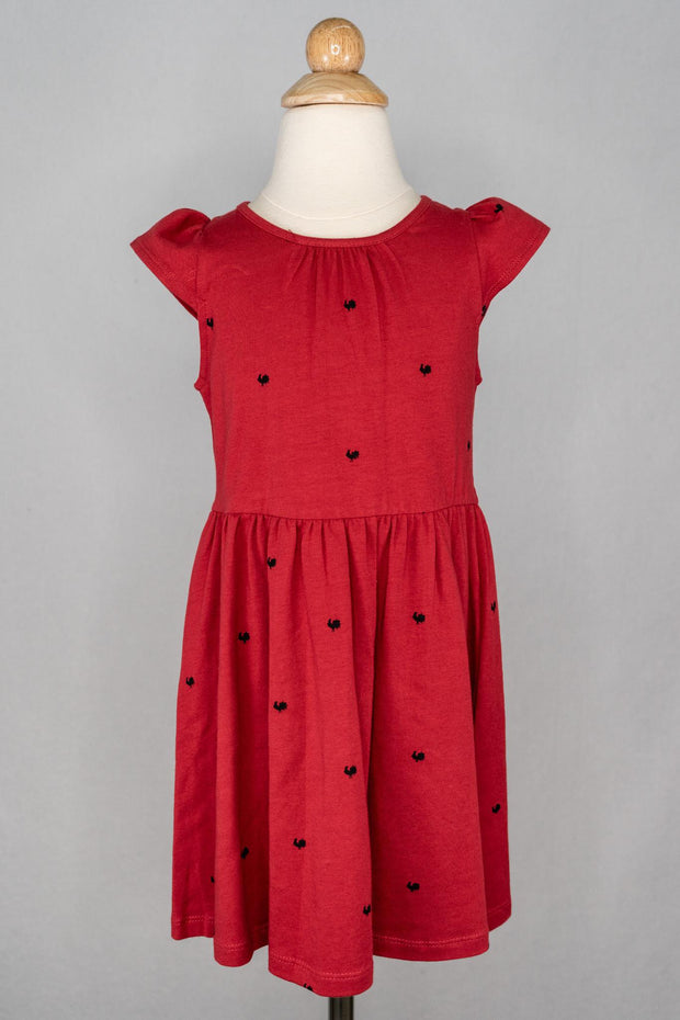 SE Kids Rooster Dress
