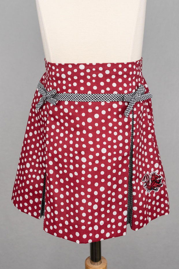 VI Polka Dot Skirt