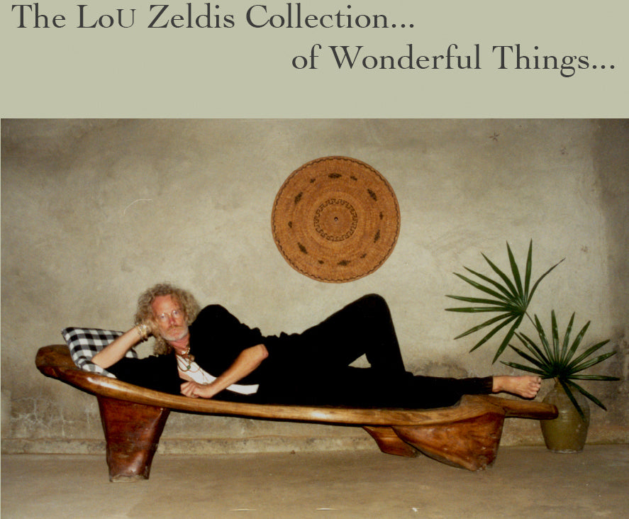 The LoU Zeldis Collection....