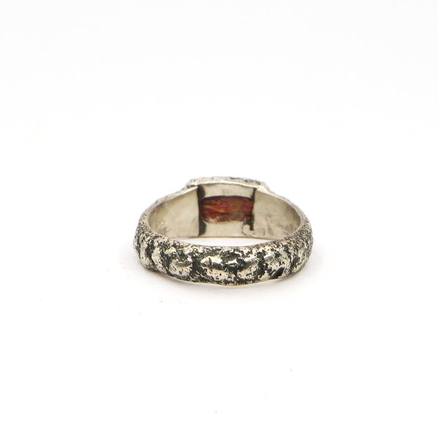 Sterling Silver Ring - The LoU Zeldis Collection....