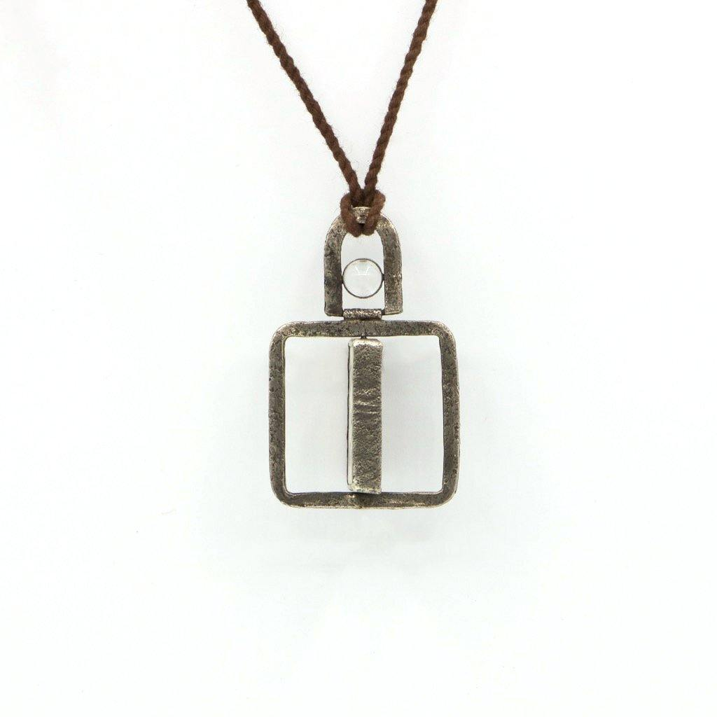 Pendants.. sterling silver - The LoU Zeldis Collection....
