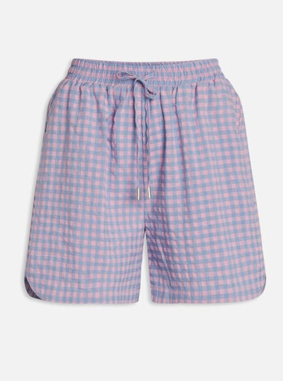 Ezza Shorts - Pink/Blue