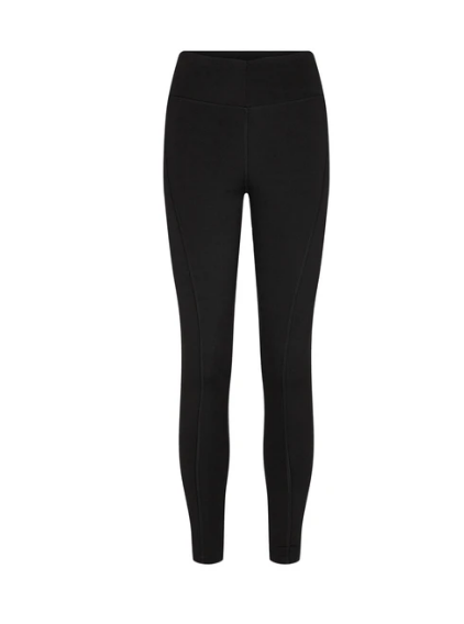 Ninna Leggings seamless - Sort