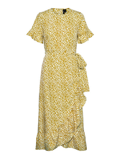 VMHenna 2/4 Dress - Nugget Gold