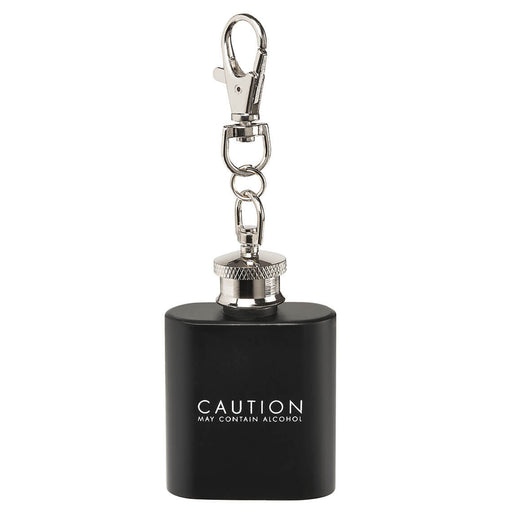 Llavero Mini Petaca 'CAUTION' - Biels Online