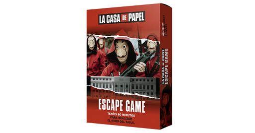 La Casa de Papel Escape Game - Biels Online