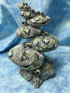 Friendly Rock Stack