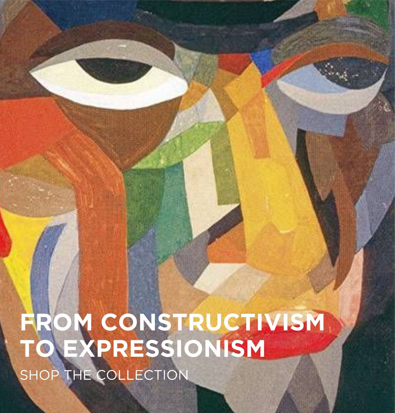 FROM CONSTRUCTIVISM TO EXPRESSIONISM