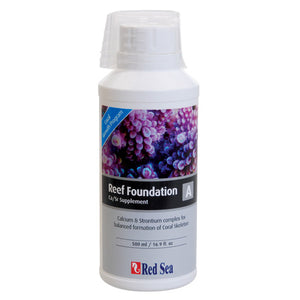 Red Sea - Reef foundation A (Ca) 500ml