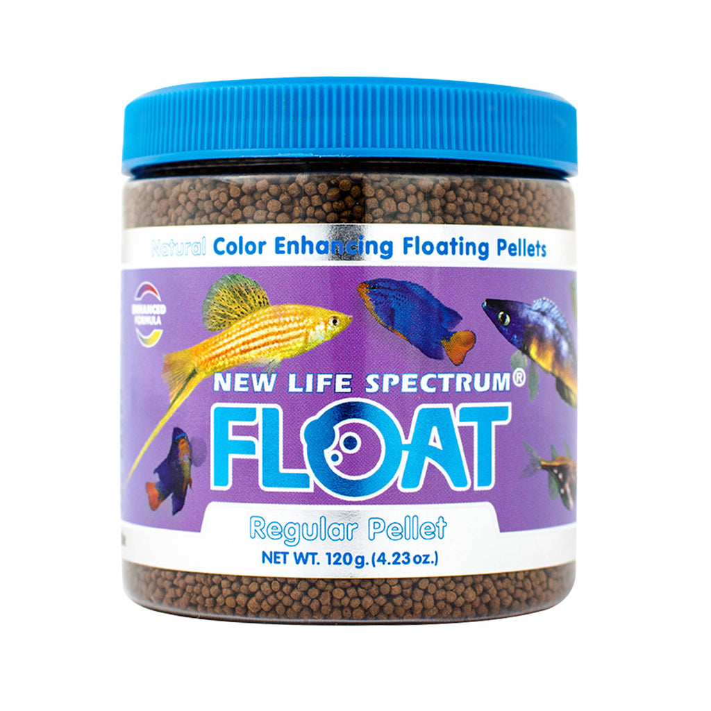 NLS - Floating Pellets Regular 120g