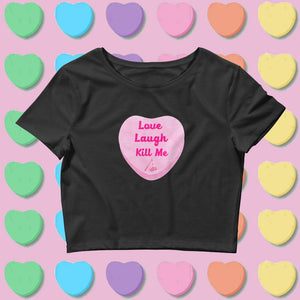 Nihilist Candy Heart Crop
