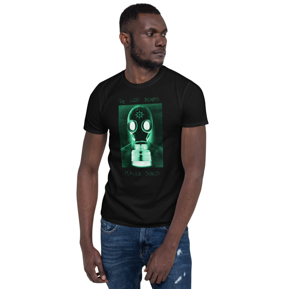 Gas Mask T-Shirt