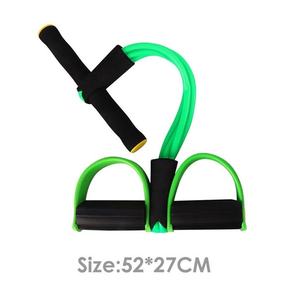 Multi Function Tension Rope Strong Fitness Resistance Bands