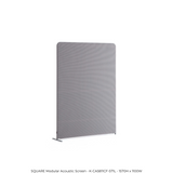 SQUARE Modular Acoustic Screen 700mmW