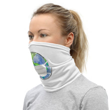 "Load image into Gallery viewer, ""World Masked"" Neck Gaiter"