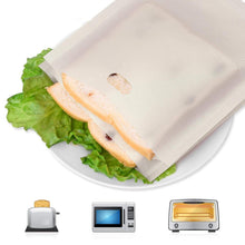 Load image into Gallery viewer, Toast And Grill Bags,5 Packs
