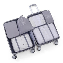Load image into Gallery viewer, Luggage Packing Organizer Set (6 Pcs)