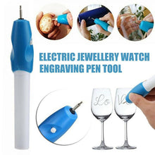 Load image into Gallery viewer, Portable Electric Engraving Pen