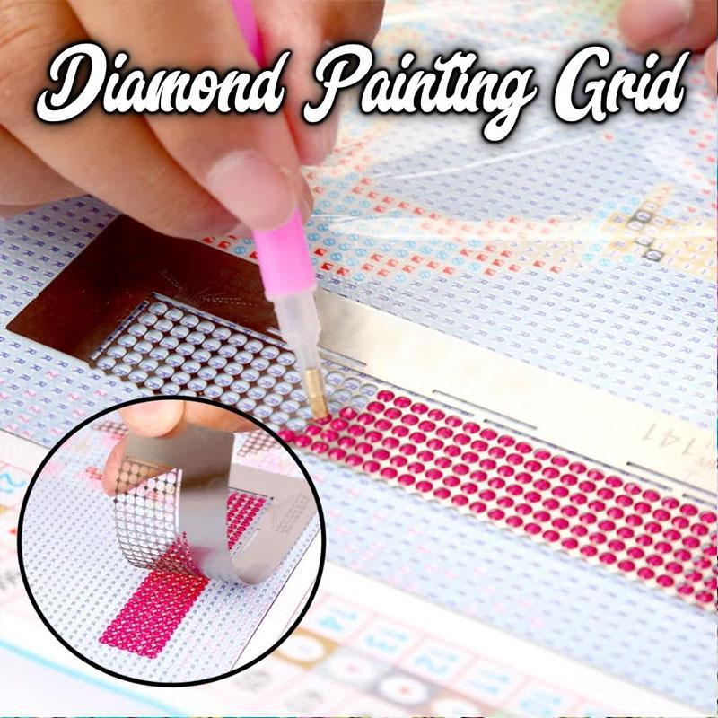 Diamond Painting Grid