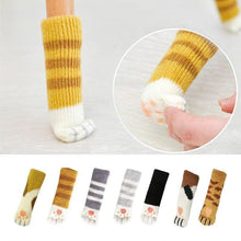 Load image into Gallery viewer, Cat Paw Chair Socks