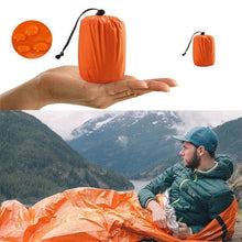 Load image into Gallery viewer, Emergency Waterproof Sleeping Bag