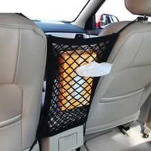 Load image into Gallery viewer, Double Layer Storage Network of Car Seat