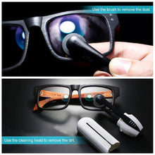 Load image into Gallery viewer, Portable Eyeglass Cleaning Kit