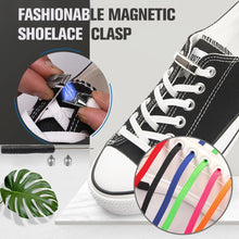 Load image into Gallery viewer, Fashionable Magnetic Shoelace Clasp