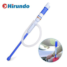 Load image into Gallery viewer, Hirundo Battery-Operated Liquid Transfer Siphon Pump