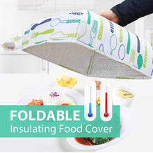 Load image into Gallery viewer, Foldable Insulating Food Cover