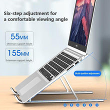 Load image into Gallery viewer, Portable laptop stand