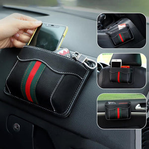 Velcro Car Storage Bag