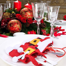 Load image into Gallery viewer, Christmas Decoration for Tableware