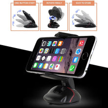 Load image into Gallery viewer, Rotating Mouse Phone Holder Car Bracket