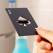 Load image into Gallery viewer, Ace of Spades Bottle Opener