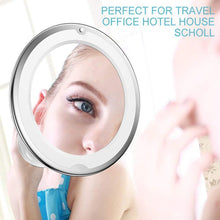 Load image into Gallery viewer, Hirundo Magnifying Makeup Mirror with LED Light