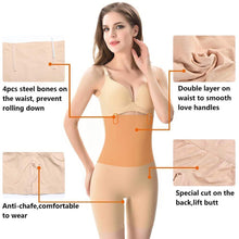 Load image into Gallery viewer, High Waist Body Shaping Pants