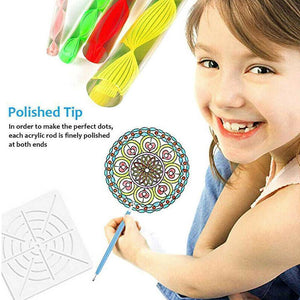 Mandala Dotting Tools Kit (20 PCs)