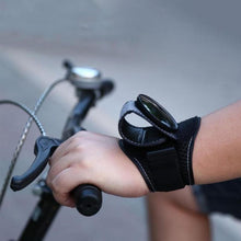 Load image into Gallery viewer, Bicycle Wrist Safety Rearview Mirror