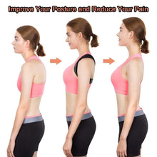Load image into Gallery viewer, Hirundo Back Shoulder Posture Corrector