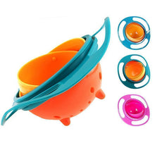 Load image into Gallery viewer, Baby Universal Gyro Bowl (3 Colors)
