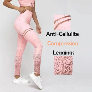Gym Leggings Tummy Control Shapewear