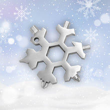 Load image into Gallery viewer, Saker® 18-in-1 Snowflake Multi-Tool
