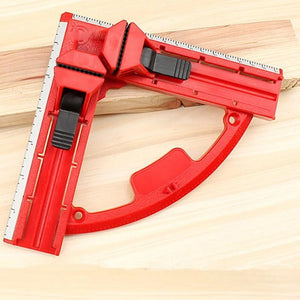 Adjustable 90 Degree Clamp